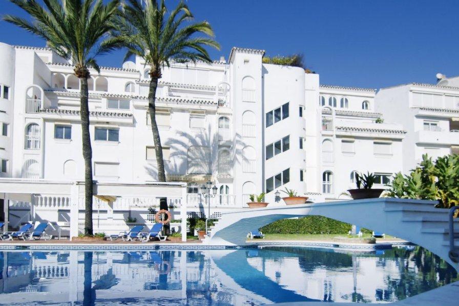 Apartment in Spain, Marbesa