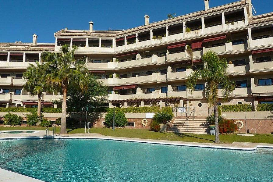 Apartment to rent in Fuengirola