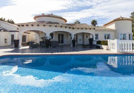 Villa in Muntanya de la Sella, Spain