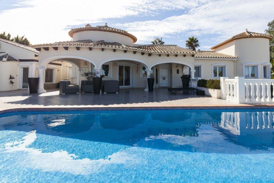 Villa in Spain, Muntanya de la Sella