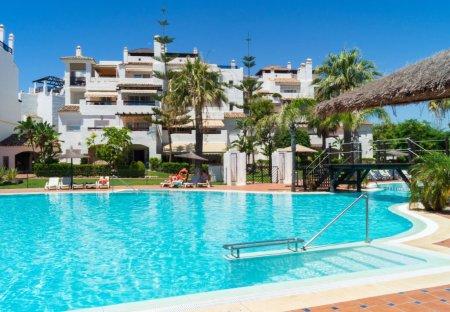 Apartment in Marbella, Spain