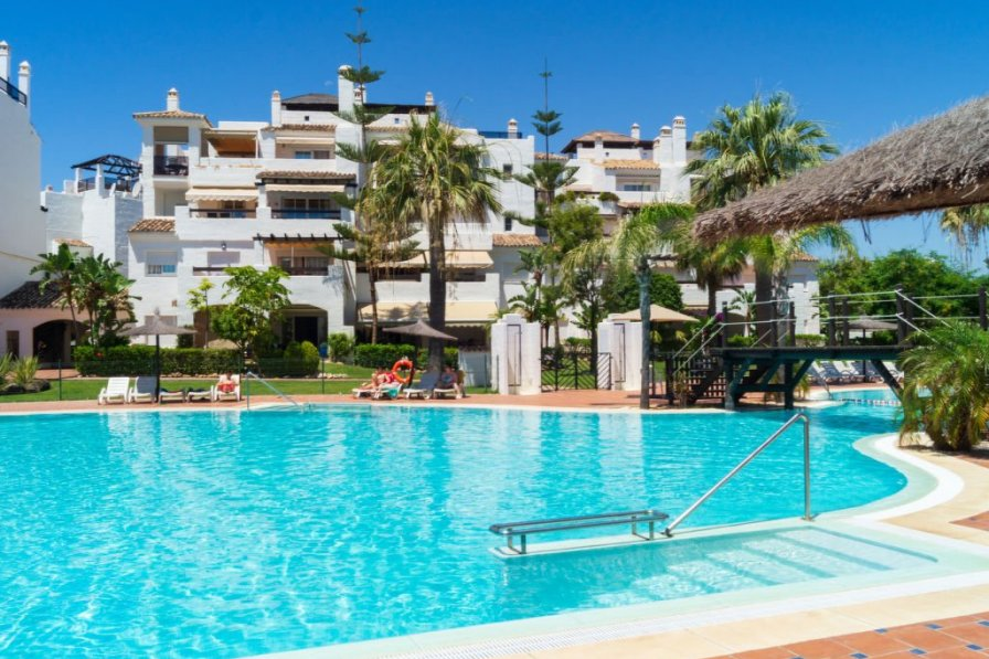 Apartment in Spain, Marbella