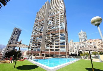 1 bedroom Apartment for rent in Benidorm