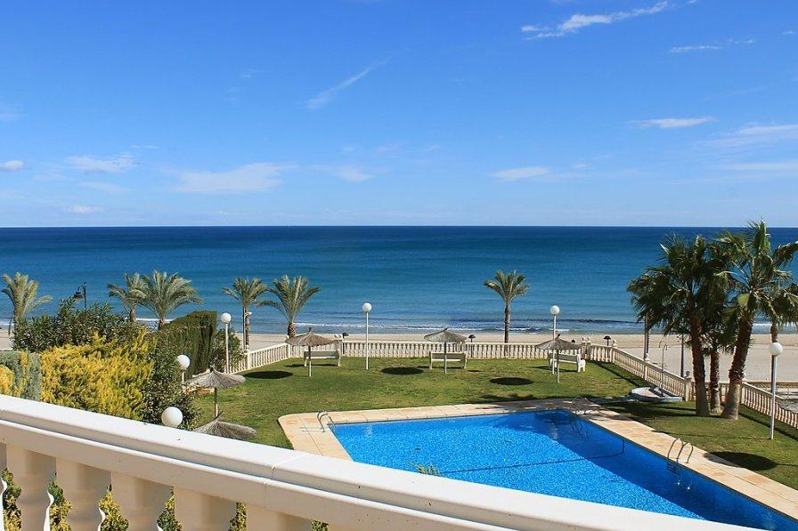 Apartment in Spain, Playa Muchavista