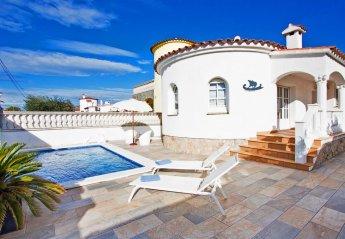 3 bedroom Villa for rent in Empuriabrava