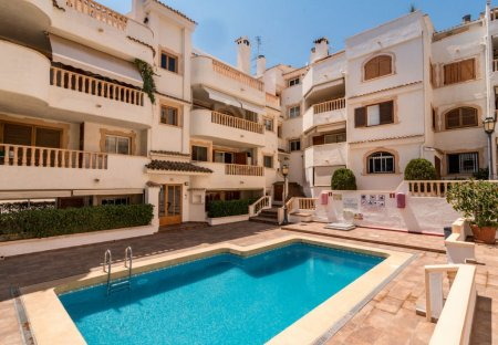 Penthouse Apartment in Aduanas, Spain