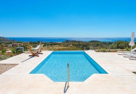 Villa in traganou, Rhodes
