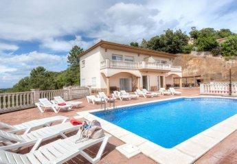 8 bedroom Villa for rent in Vidreres