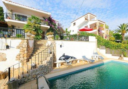 Villa in Coma-ruga, Spain