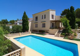 Villa in Baladrar-Punta Estrella, Spain