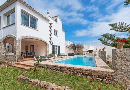 Villa in Punta Grossa, Polígono I, Menorca