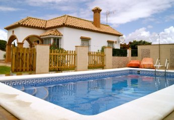 2 bedroom House for rent in Conil de la Frontera