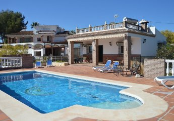 3 bedroom House for rent in Frigiliana