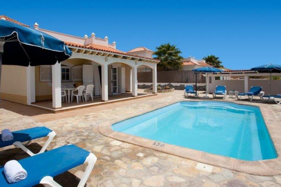 Villa in Spain, Urbanización Fuerteventura Golf Club