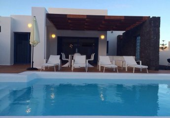 3 bedroom House for rent in Playa Blanca