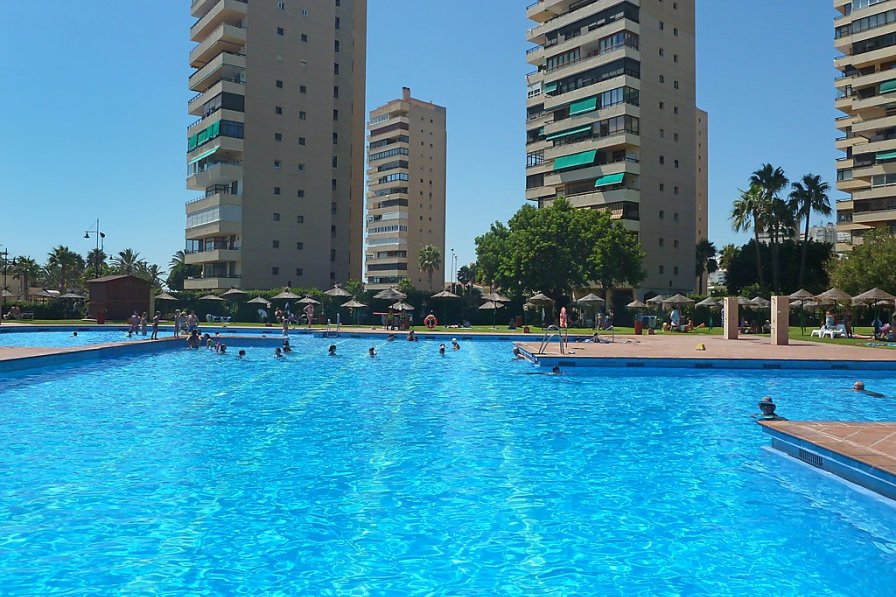 Owners abroad Apartment with swimming pool in Torremolinos