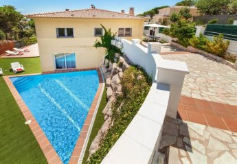 4 bedroom Villa for rent in Els Pinars