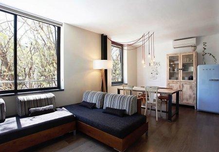 Apartment in La Vila Olímpica Del Poblenou, Spain