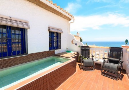 Penthouse Apartment in Nerja, Spain