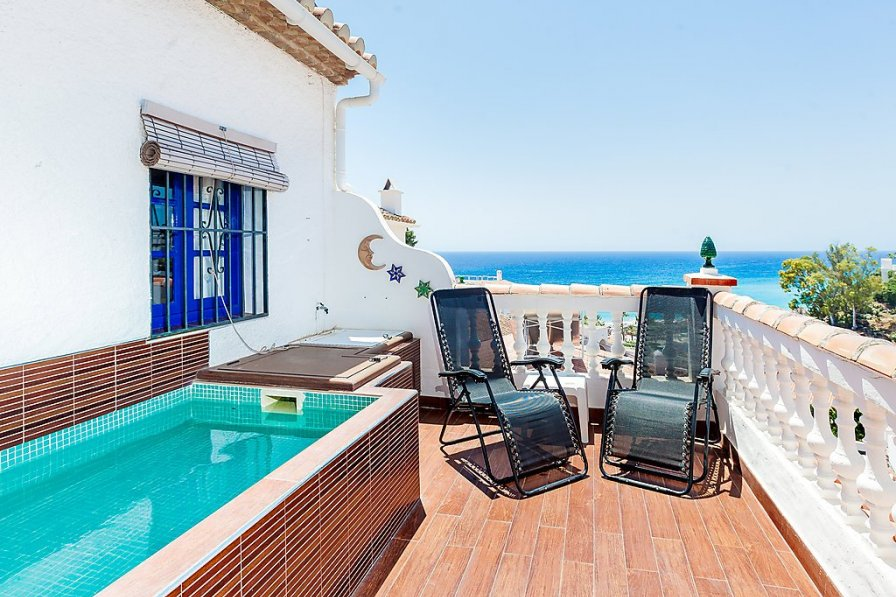 Penthouse apartment in Spain, Nerja