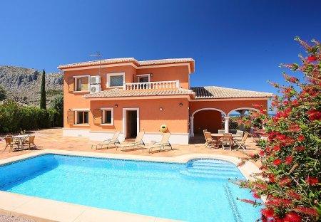 Villa in Ondara, Spain