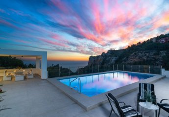 5 bedroom House for rent in Moraira