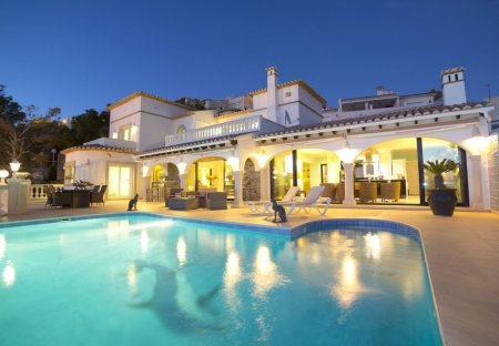 Villa in Sierra Altea, Spain