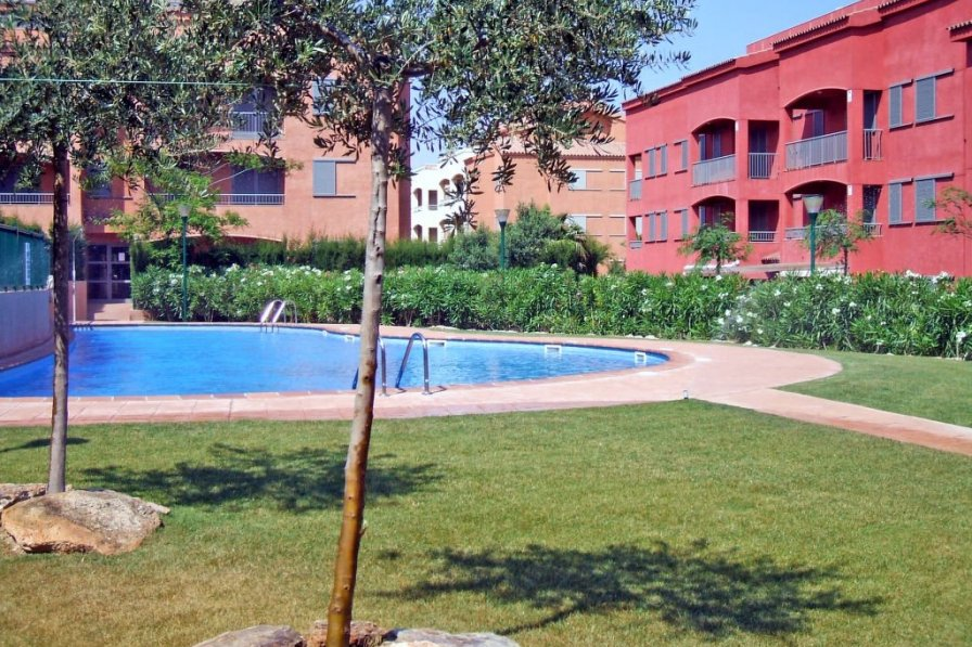 Apartment in Spain, Calafat