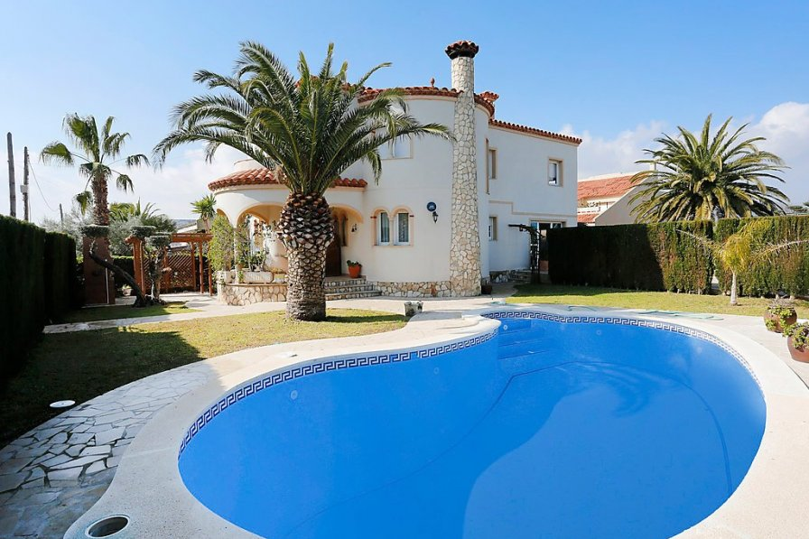 Villa in Spain, L'Ampolla