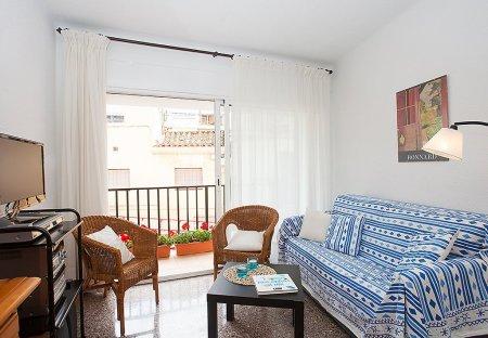 Apartment in Sant Pol de Mar, Spain