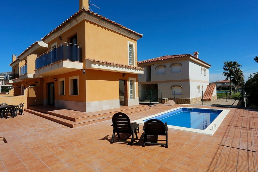 Villa in Spain, El Casalot