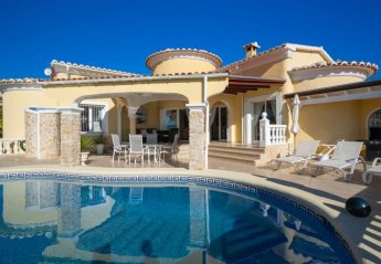 2 bedroom House for rent in Moraira