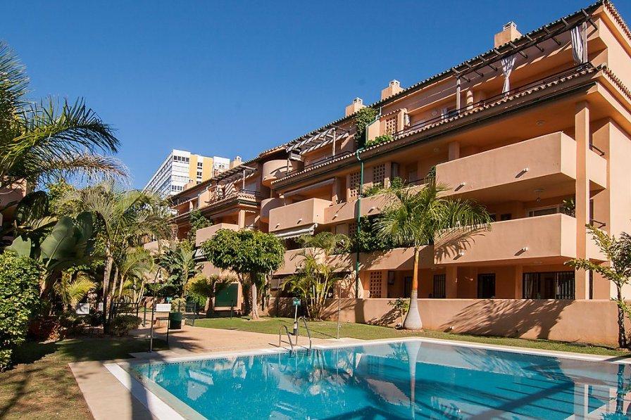 Apartment in Spain, Urbanizacion Chapas