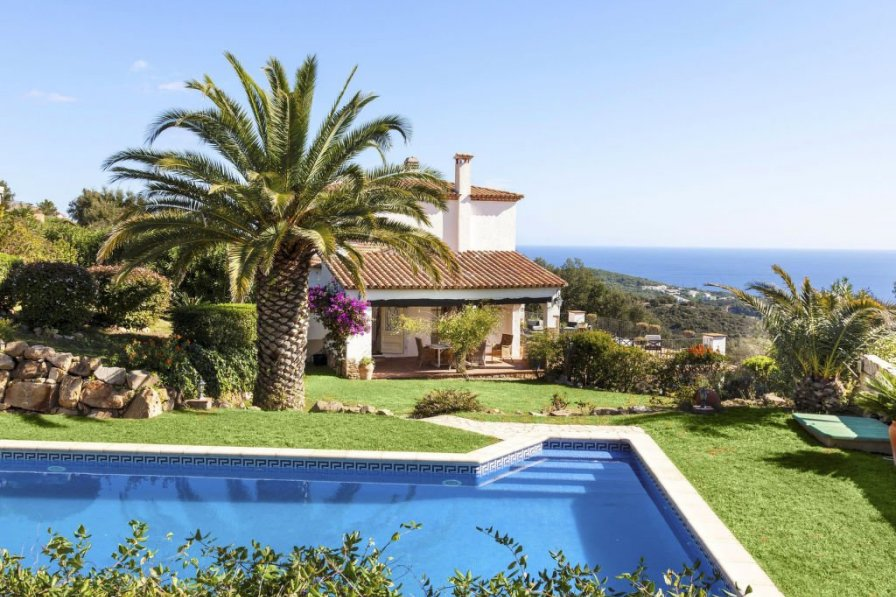 Villa in Spain, Castell-Platja d'Aro