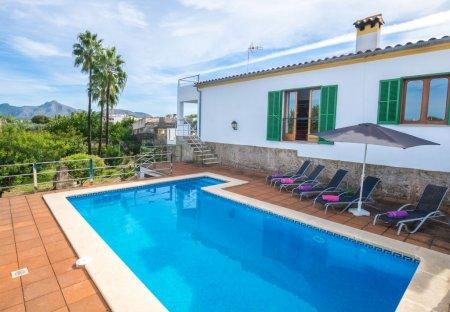 Villa in Ses Forques, Majorca