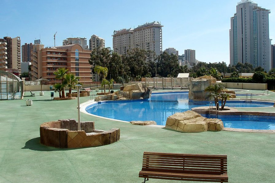 Apartment in Spain, Finestrat