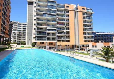 Apartment in Mediterráneo Almadraba, Spain