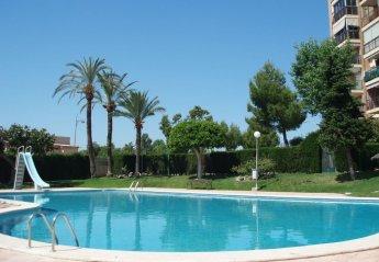 2 bedroom Apartment for rent in El Campello