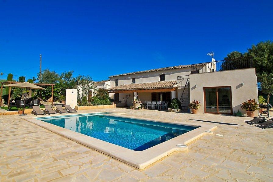 Villa in Spain, Moscari