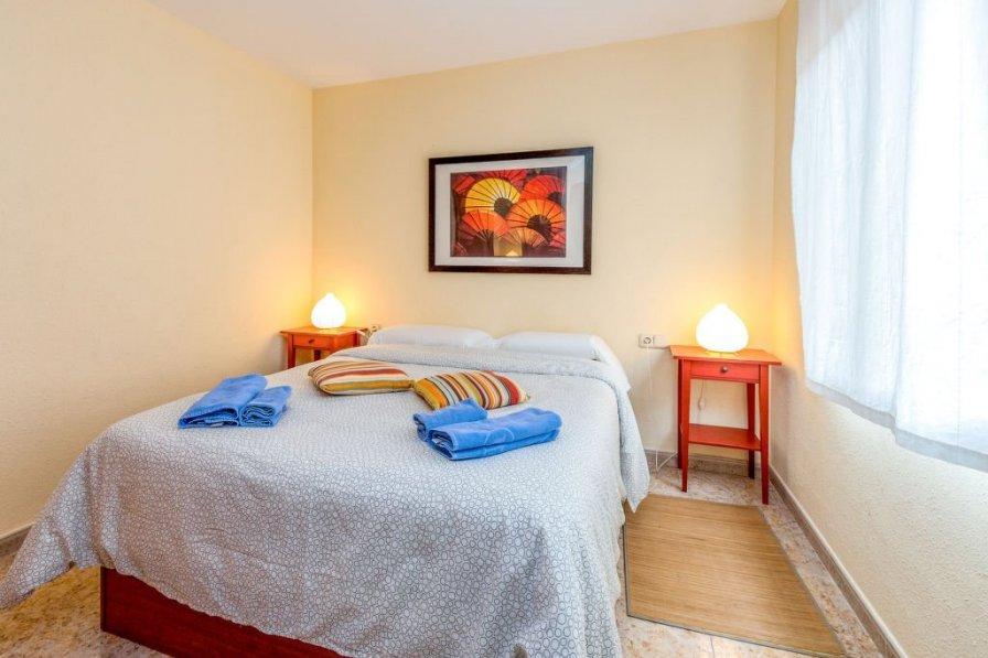 Apartment in Spain, La Maternitat I Sant Ramon