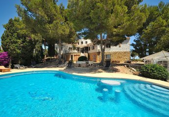 6 bedroom House for rent in Javea