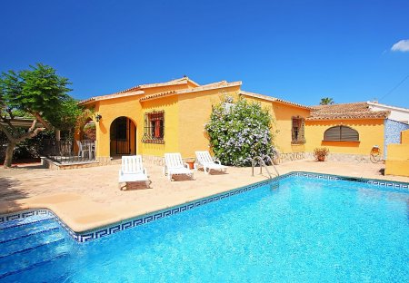 Villa in Platja Almadrava, Spain