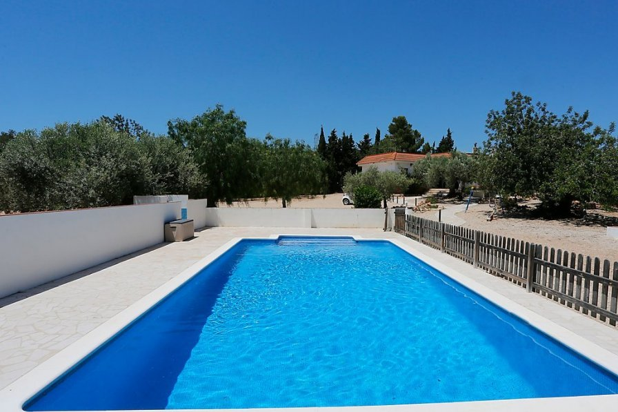 Owners abroad Villa rental in L'Ampolla with private pool