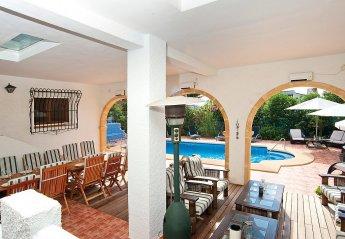 7 bedroom House for rent in Javea