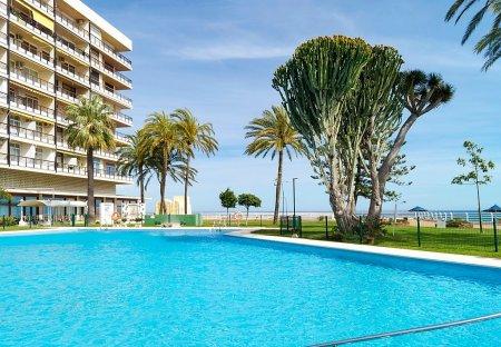 Penthouse Apartment in Torremolinos, Spain