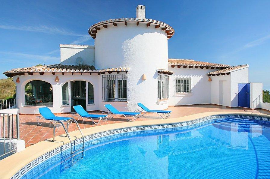 Villa in Spain, Benimeli