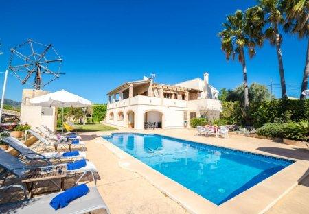 Villa in Son Servera, Majorca