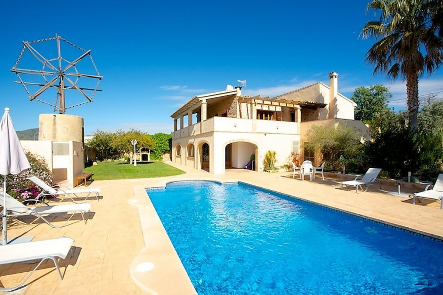 Villa in Spain, Son Servera