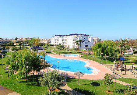 Apartment in Costa Ballena, Spain
