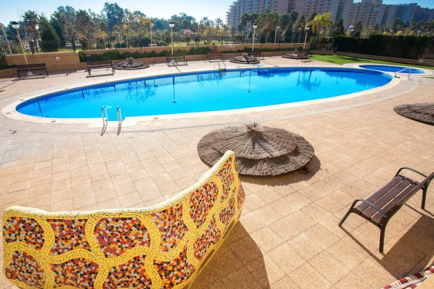 Apartment To Rent In Marina D 39 Or Spain With Swimming Pool 243945